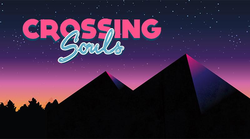 Crossing Souls PS Vita