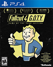 Fallout 4 [Game of the Year Edition] PS4
