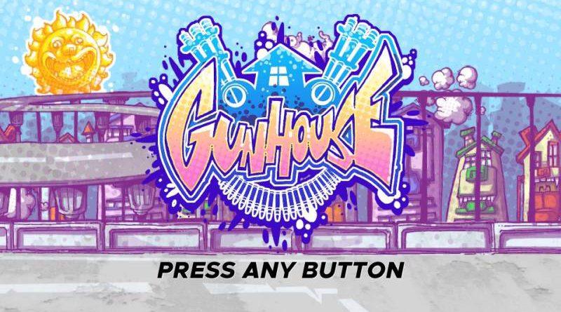 Gunhouse PS Vita