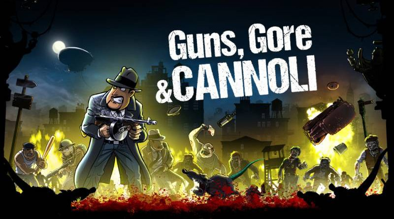 Guns, Gore & Cannoli Nintendo Switch
