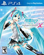 Hatsune Miku: Project Diva X PS4
