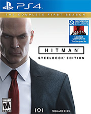 Hitman: The Complete First Season PS4