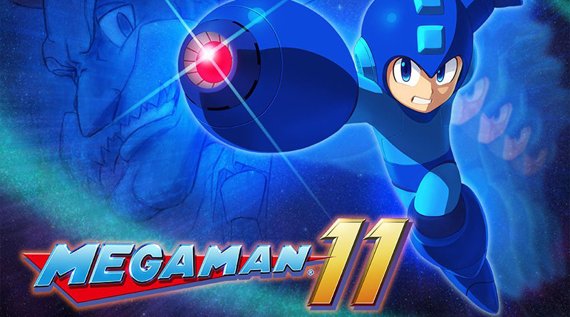 Mega Man 11 Nintendo Switch PS4 XBox One PC