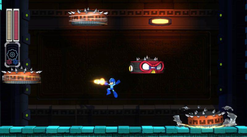 Mega Man 11 Nintendo Switch PS4 XBox One PC