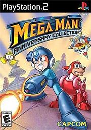 Mega Man Anniversary Collection PS2
