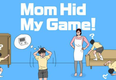 Mom Hid My Game! Lands On Nintendo Switch & 3DS On December 21, 2017