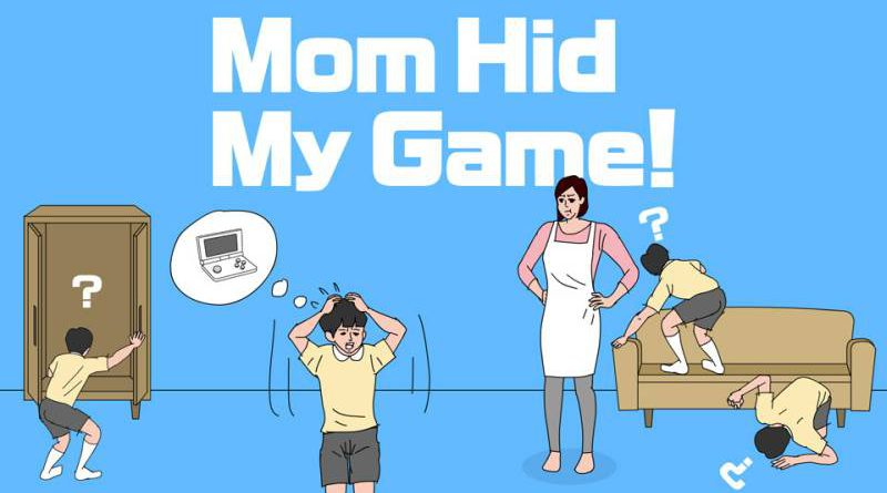 Mom Hid My Game! Nintendo Switch 3DS