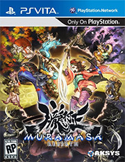 Muramasa Rebirth PS Vita
