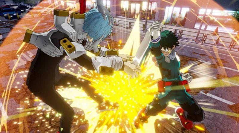 My Hero Academia: One's Justice Nintendo Switch