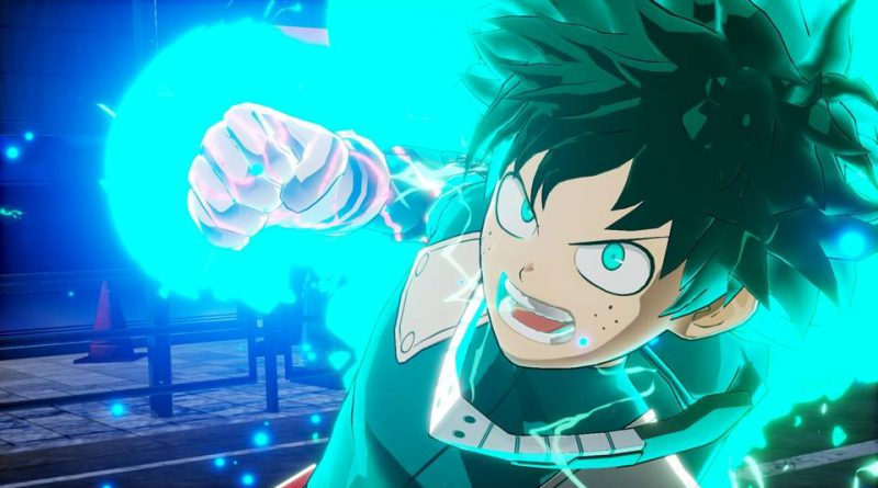 My Hero Academia: One's Justice Nintendo Switch