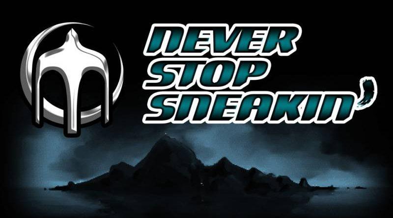 Never Stop Sneakin' Nintendo Switch