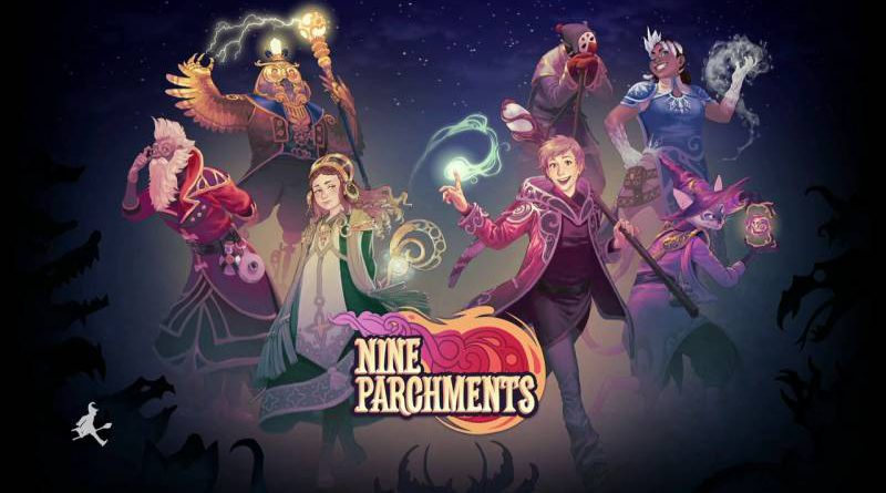 Nine Parchments Nintendo Switch