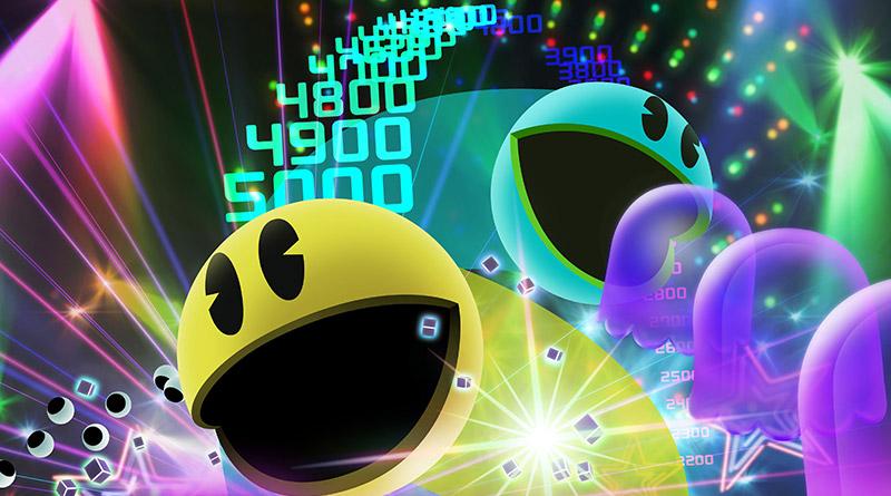 Pac-Man Championship Edition 2 Plus Nintendo Switch