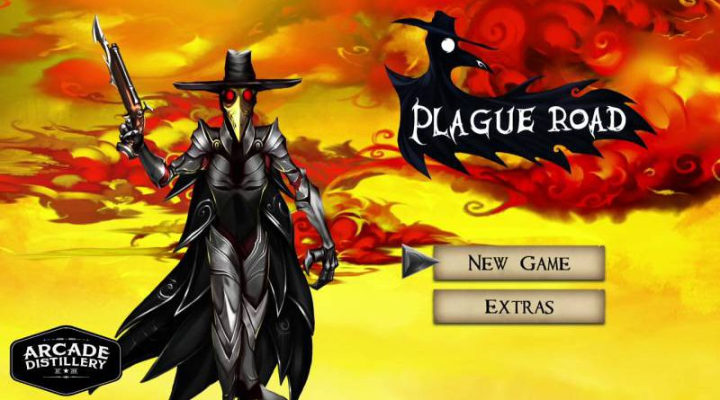 Plague Road Nintendo Switch