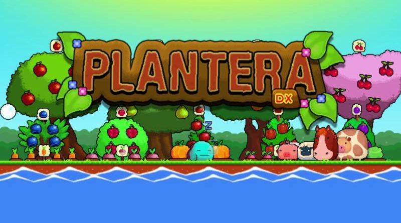 Plantera Deluxe Nintendo Switch