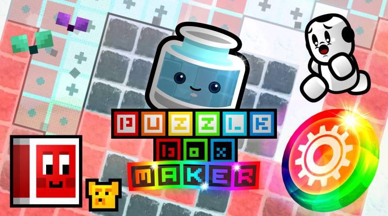 Puzzle Box Maker Nintendo Switch