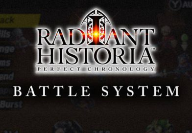 Radiant Historia: Perfect Chronology Gets New Trailer Introducing Battle System