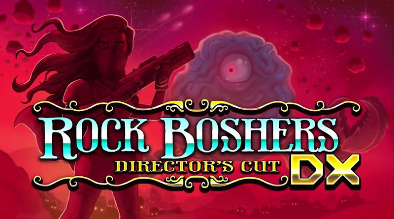 Rock Boshers DX Director's Cut PS Vita