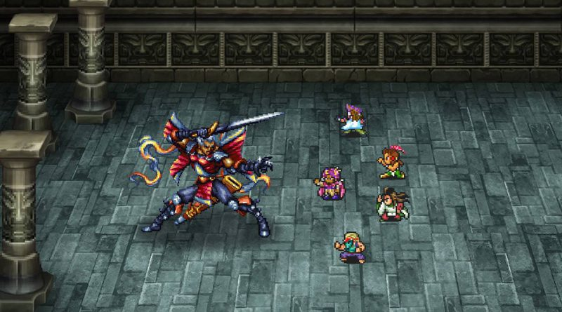 Romancing SaGa 2 PS Vita PS4 Nintendo Switch