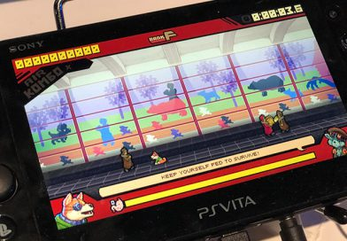 PS Vita at PSX – Russian Subway Dogs Impressions