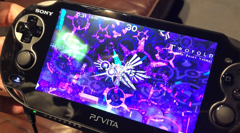 Seraphim PS Vita PS4