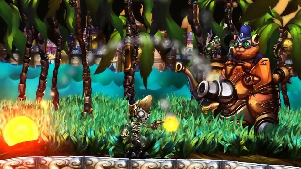 SkullPirates PS Vita PS4