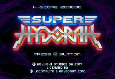 Super Hydorah Out Now For PS Vita & PS4