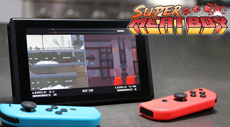 Super Meat Boy Nintendo Switch