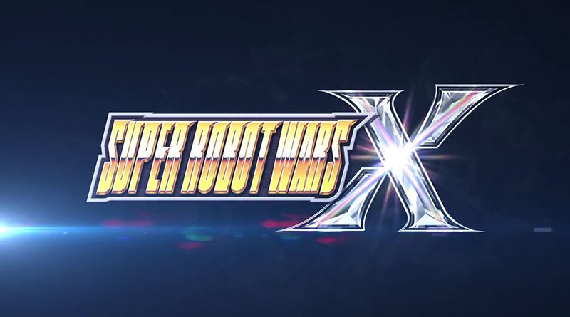 Super Robot Wars X PS Vita PS4