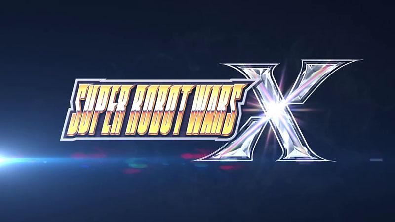 Super Robot Wars X PS Vita PS4