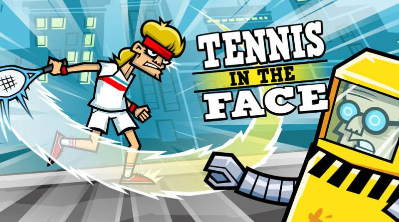 Tennis in the Face Nintendo Switch