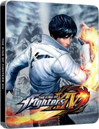 The King of Fighters XIV [Steelbook Edition] PS4
