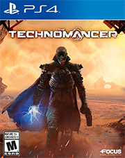 The Technomancer PS4