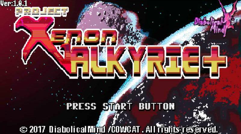 Xenon Valkyrie+ PS Vita