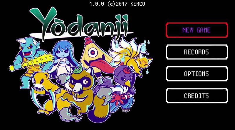 Yōdanji Nintendo Switch PC Steam