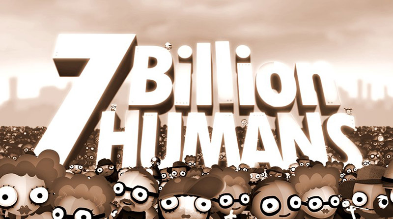 7 Billion Humans Nintendo Switch