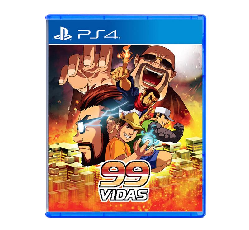 99Vidas PS4 Edition