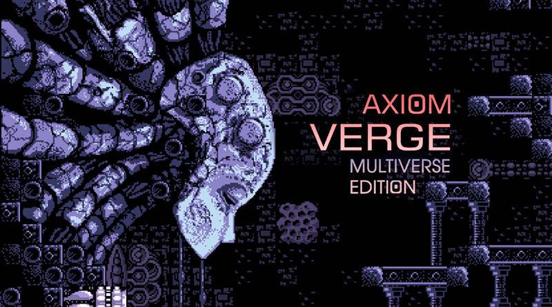 Axiom Verge Multiverse Edition Nintendo Switch