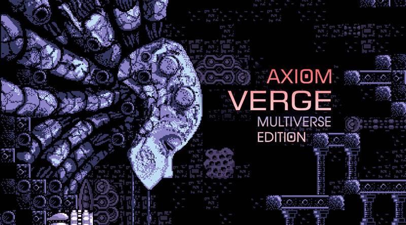 Axiom Verge Multiverse Edition Nintendo Switch
