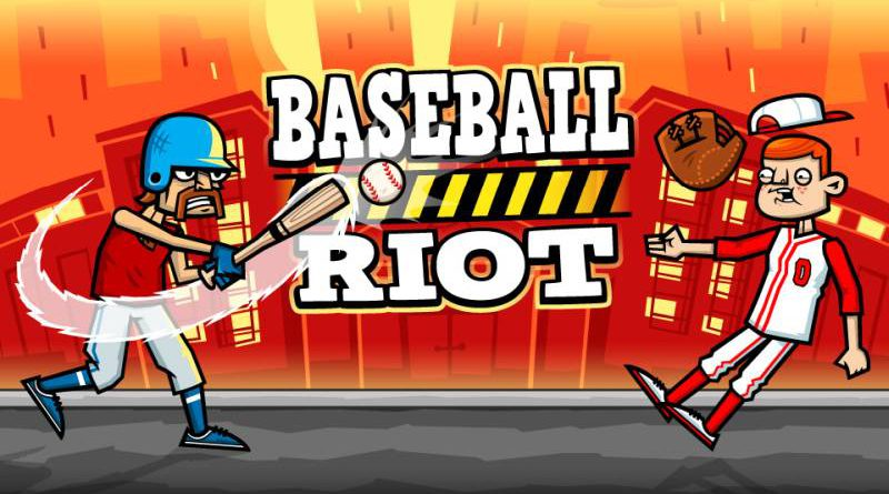 Baseball Riot Nintendo Switch
