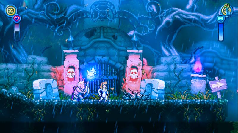 Battle Princess Madelyn PS Vita