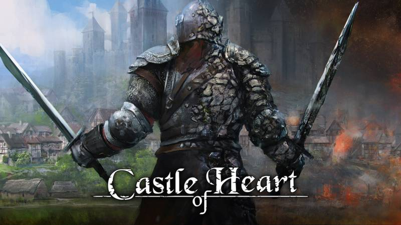 Castle of Heart Nintendo Switch