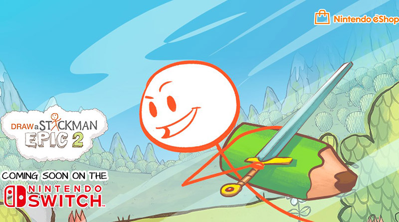 Draw a Stickman: EPIC 2 Nintendo Switch