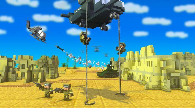 Dustoff Heli Rescue 2 Nintendo Switch