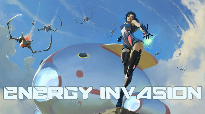 Energy Invasion PS Vita PS4 Nintendo Switch