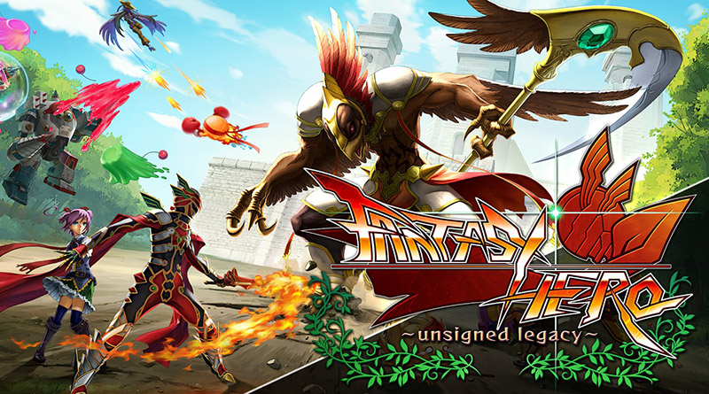 Fantasy Hero: Unsigned Legacy Nintendo Switch
