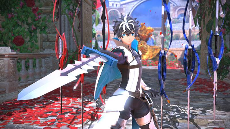 Fate/Extella Link PS Vita