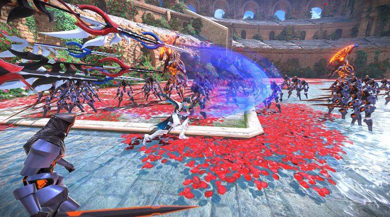 Fate/Extella Link PS Vita PS4
