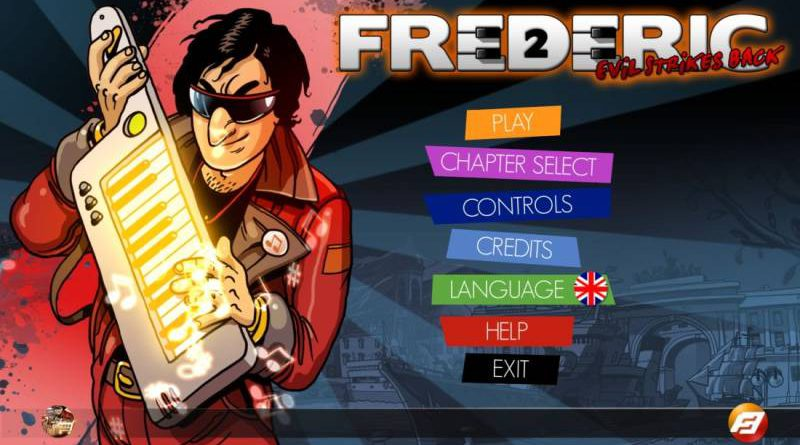 Frederic 2: Evil Strikes Back Nintendo Switch