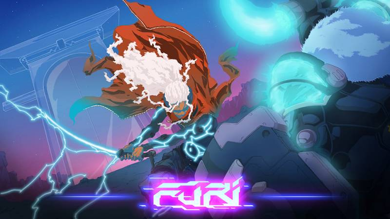 Furi Nintendo Switch